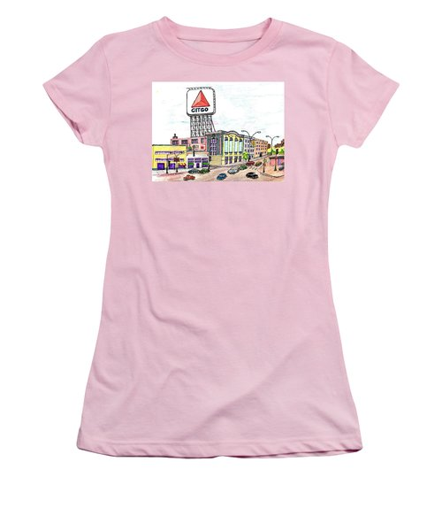 Citco Boston Women's T-Shirt (Junior Cut)