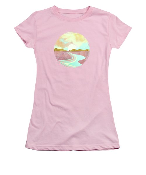 Desert Dusk Women's T-Shirt (Athletic Fit)