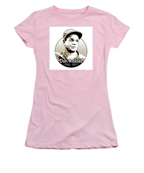 Don Rickles Women's T-Shirt (Athletic Fit)