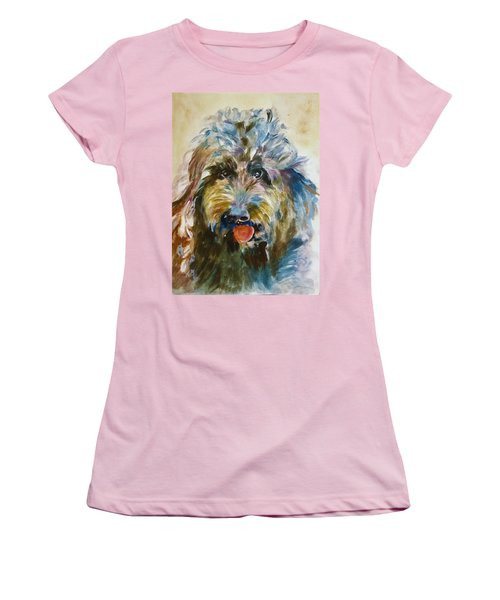 Doodle Women's T-Shirt (Athletic Fit)