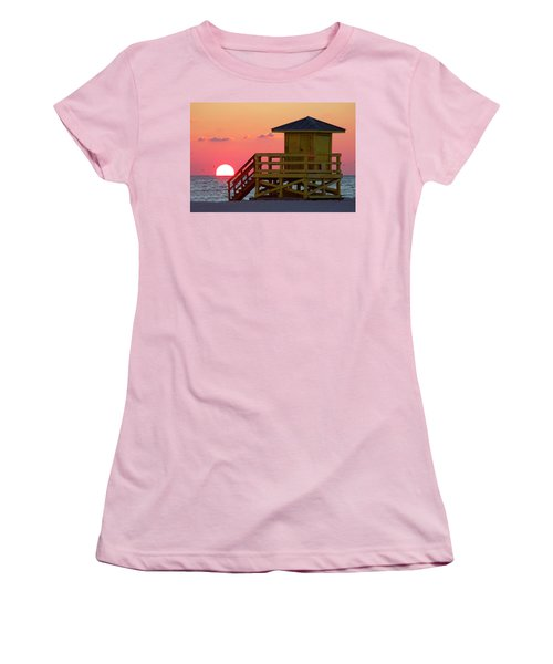 Endless Summer Women's T-Shirt (Athletic Fit)