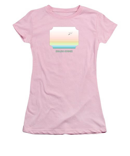 Endless Summer - Pink Women's T-Shirt (Athletic Fit)