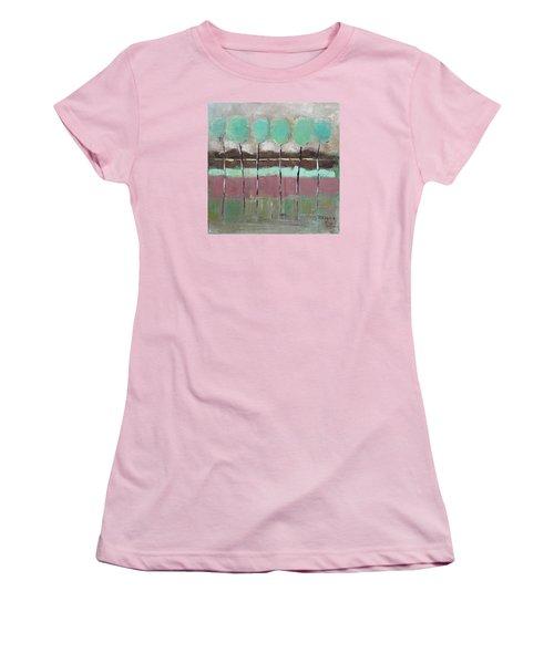 Going Out Women's T-Shirt (Junior Cut) by Becky Kim