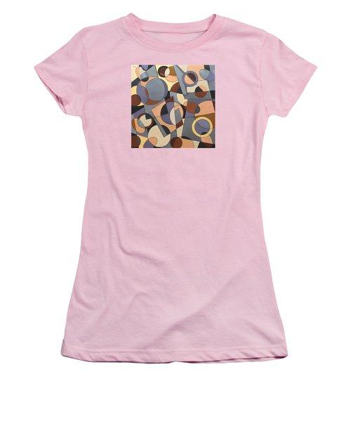 Finding A Way Women's T-Shirt (Junior Cut) by Trish Toro