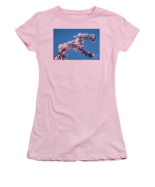 Flowering Of The Plum Tree 4 Women's T-Shirt (Athletic Fit)