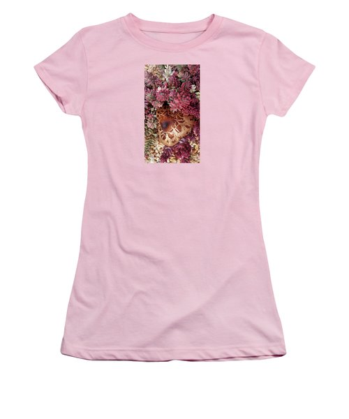 Fungus And Succulents Women's T-Shirt (Athletic Fit)