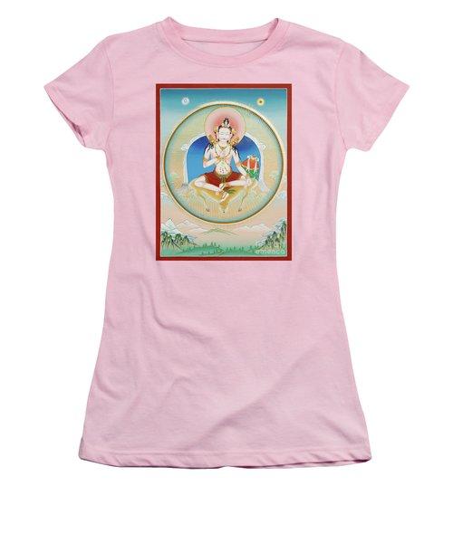 Garab Dorje Women's T-Shirt (Athletic Fit)