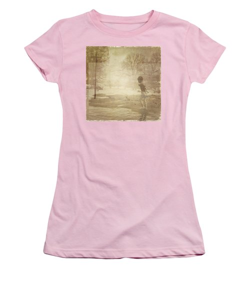 Ghosts And Shadows Vi - Mistaken Women's T-Shirt (Athletic Fit)