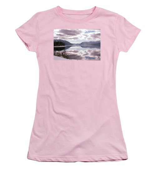 Glacier National Park 6 Women's T-Shirt (Athletic Fit)