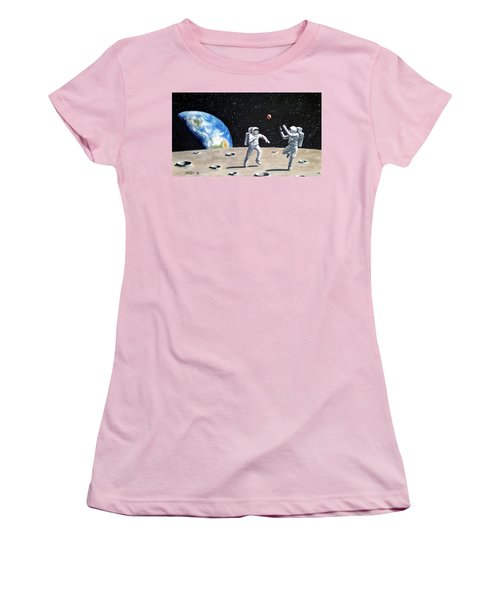 Going Way Out Women's T-Shirt (Athletic Fit)