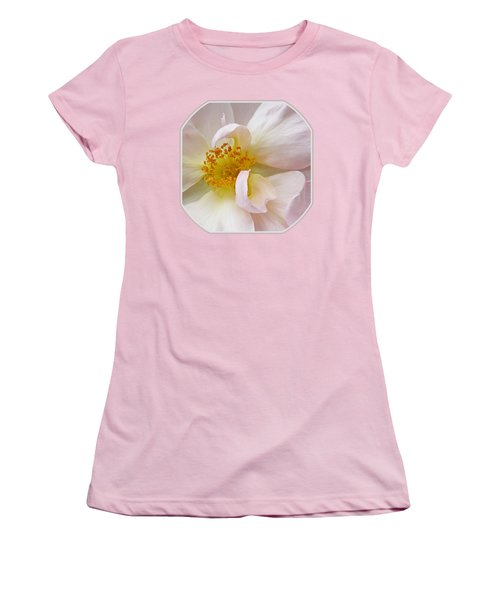 Heart Of The Rose Women's T-Shirt (Athletic Fit)