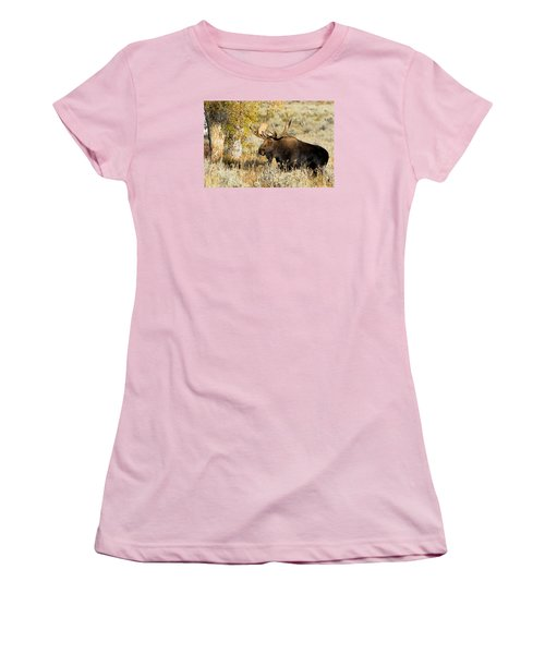 Heck Yeah Women's T-Shirt (Athletic Fit)