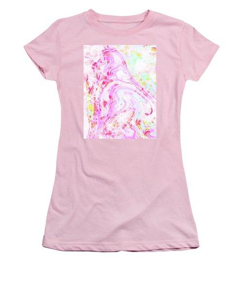 Hiraeth Women's T-Shirt (Junior Cut) by Uma Gokhale