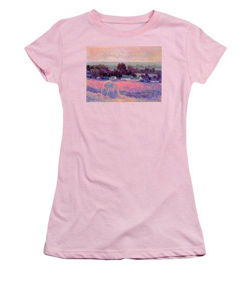 Inv Blend 10 Monet Women's T-Shirt (Athletic Fit)