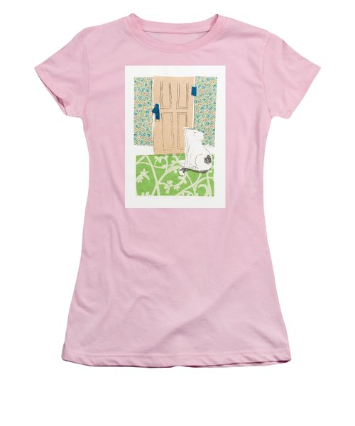 Ive Got Places To Go People To See Women's T-Shirt (Junior Cut) by Leela Payne