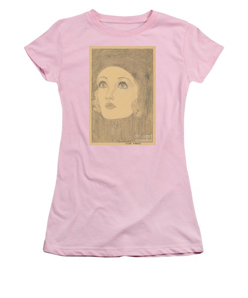 Joanne Bennett  Women's T-Shirt (Athletic Fit)