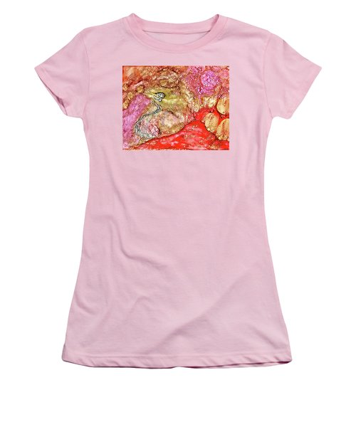 Kyoto Spring Women's T-Shirt (Athletic Fit)