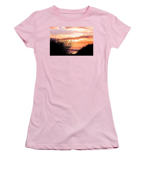 Life Is A Silhouette Women's T-Shirt (Athletic Fit)