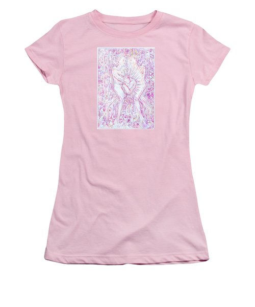 Life Series 6 Women's T-Shirt (Junior Cut) by Giovanni Caputo