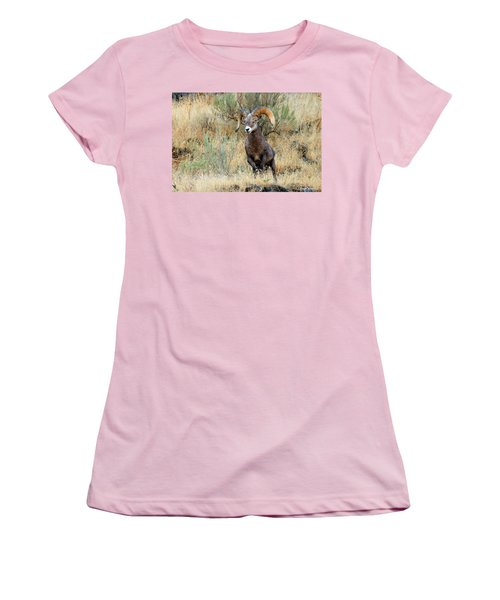 Loner IIi Women's T-Shirt (Athletic Fit)