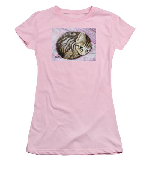 Lucy Girl Women's T-Shirt (Athletic Fit)