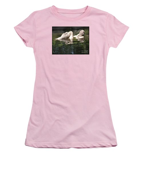 Mermaid Women's T-Shirt (Junior Cut) by Marat Essex