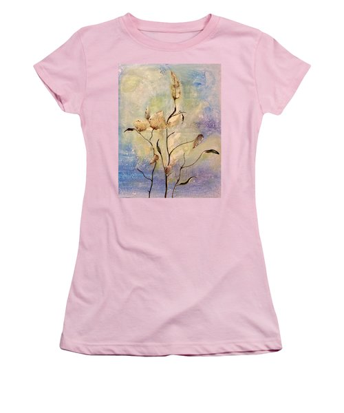 Milkweed Women's T-Shirt (Athletic Fit)