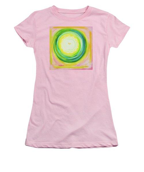 Moksh Yantra Women's T-Shirt (Athletic Fit)