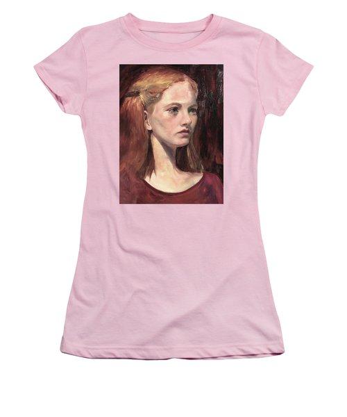 Natalie Women's T-Shirt (Athletic Fit)