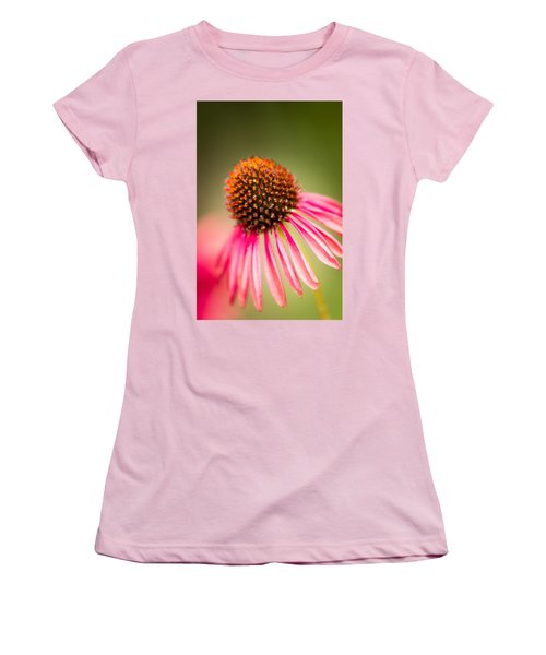 Women's T-Shirt (Junior Cut) featuring the photograph One by Wade Brooks