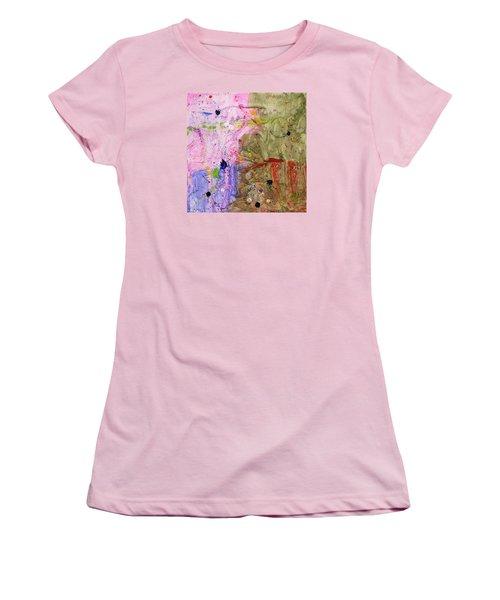 Outpost Women's T-Shirt (Junior Cut) by Phil Strang