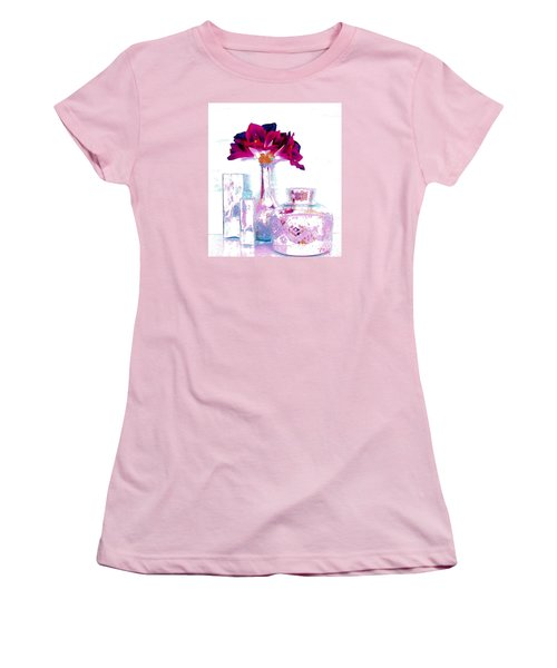 Pastels And Beauty Women's T-Shirt (Athletic Fit)