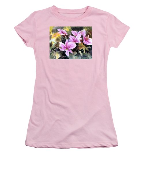 Pink Prize Women's T-Shirt (Athletic Fit)