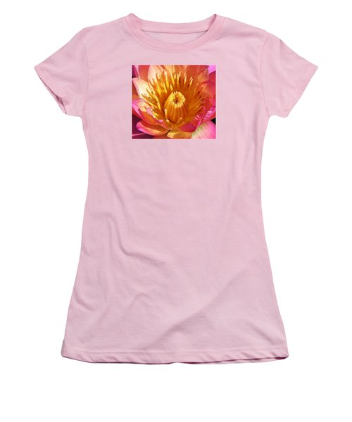 Pink Suprise Women's T-Shirt (Athletic Fit)
