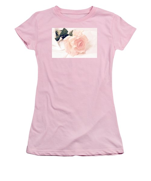 Precious Love Women's T-Shirt (Junior Cut) by Jeannie Rhode