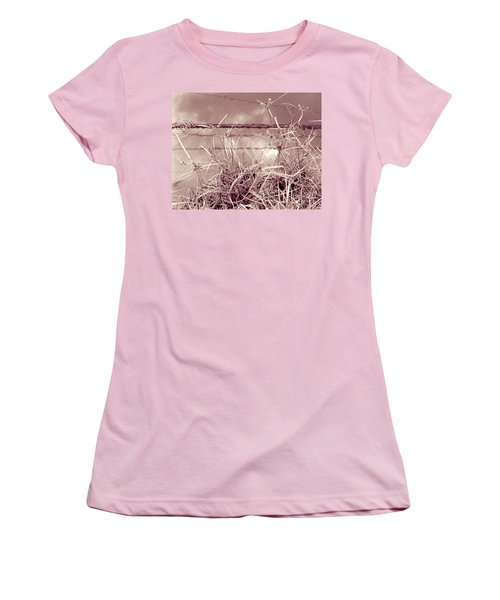 Reflections 1 Women's T-Shirt (Athletic Fit)