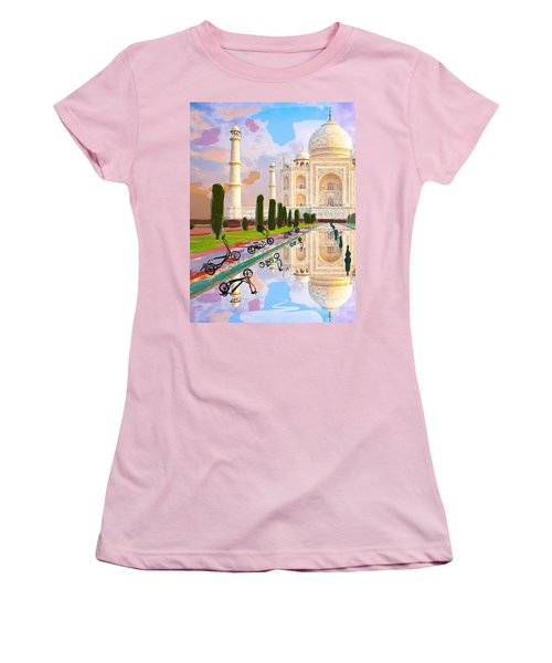 Reflections Women's T-Shirt (Athletic Fit)