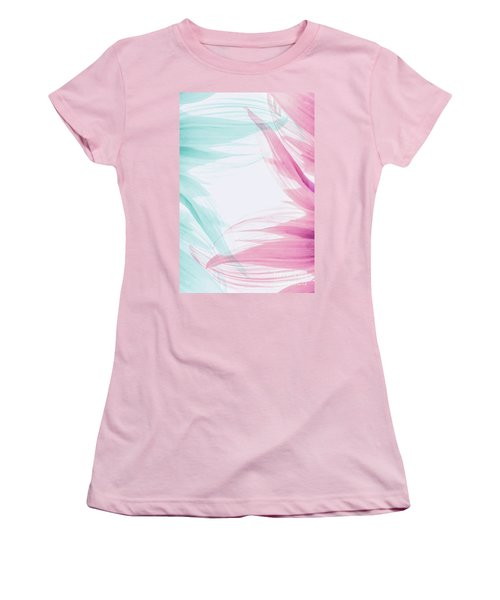 Women's T-Shirt (Athletic Fit) featuring the photograph Refreshing by Andrea Anderegg