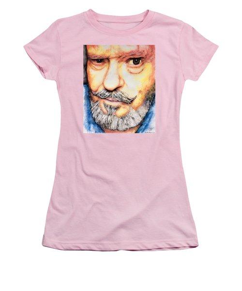 Self Portrait 2017 Women's T-Shirt (Athletic Fit)