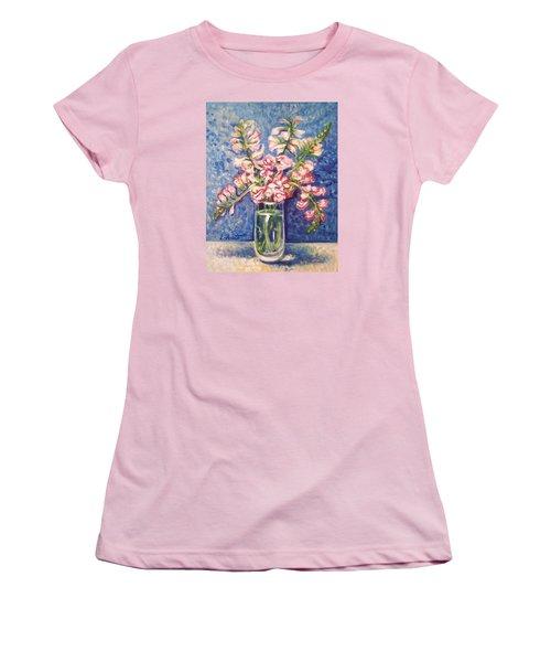 September Snaps Women's T-Shirt (Athletic Fit)