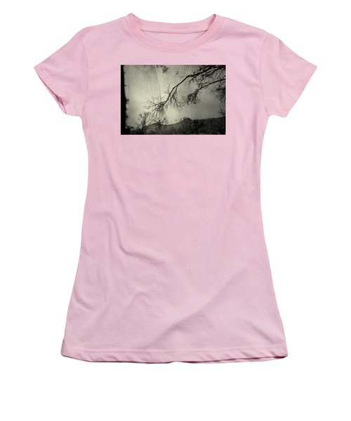 Show Me  Women's T-Shirt (Junior Cut) by Mark Ross