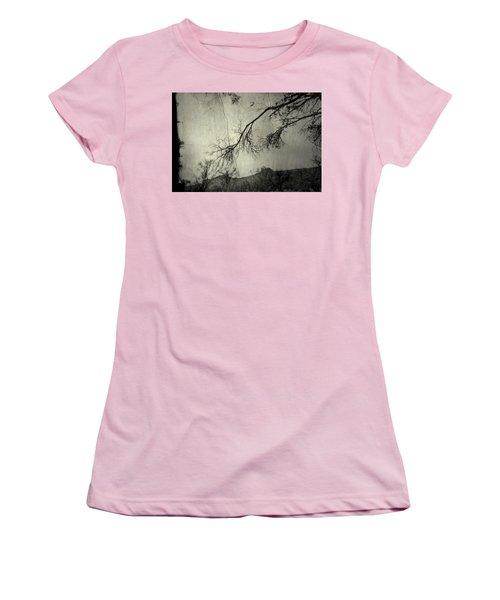 Women's T-Shirt (Junior Cut) featuring the photograph Show Me  by Mark Ross