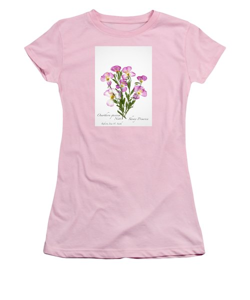 Showy-primrose Women's T-Shirt (Athletic Fit)