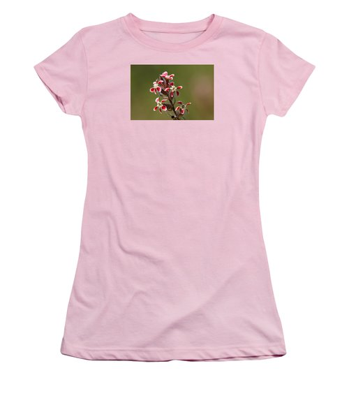 Women's T-Shirt (Junior Cut) featuring the photograph Silene by Richard Patmore