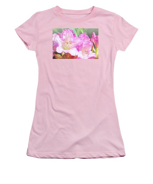 Spring Bling Women's T-Shirt (Athletic Fit)