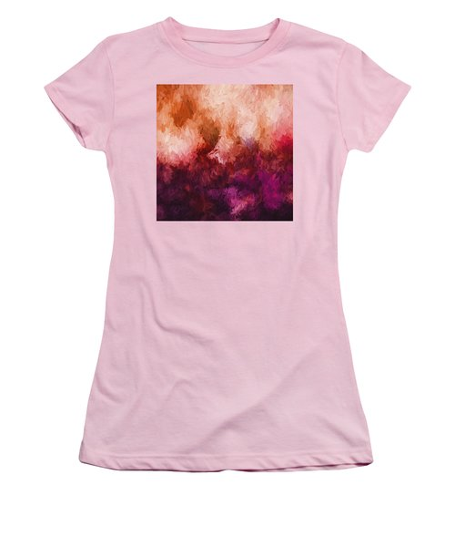 Spring's Entry Women's T-Shirt (Athletic Fit)