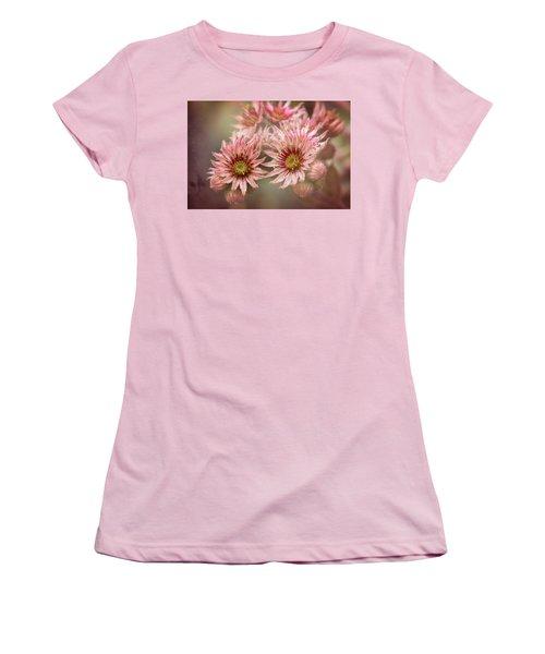 Succulent Flowers - 365-100 Women's T-Shirt (Junior Cut)