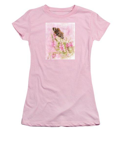 Summer Daze Women's T-Shirt (Junior Cut) by Betty LaRue