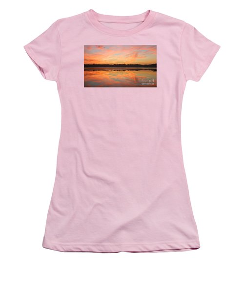 Sunrise Women's T-Shirt (Athletic Fit)