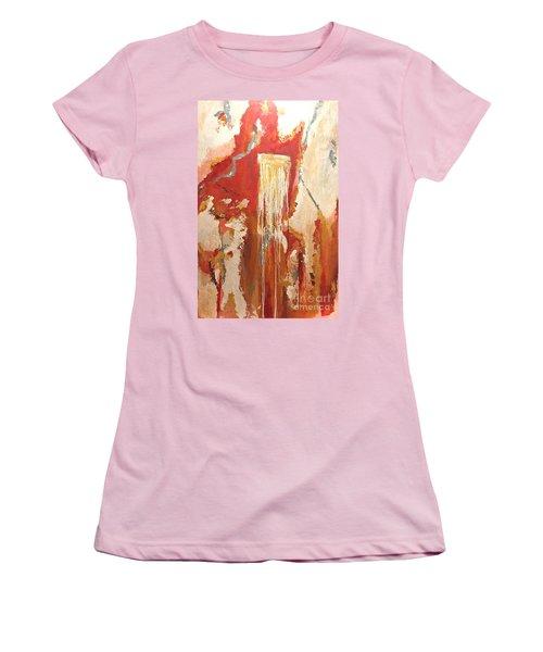 Sunrise Springs Women's T-Shirt (Junior Cut)